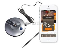 BBQ thermometer Bluetooth wireless grill thermometer temperature