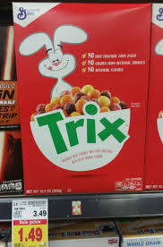 Hurry Over And Print Up This Super High Value 1 Box Of Trix Cereal Coupon Smiths Has TONS HOT Deals Going On Week