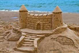 Sandcastle Simple Sand Castles Romola