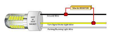 Lamp Wiring Kit Australia by 3 Wire Led Tail Light Wiring Diagram Wiring Diagram Schemes