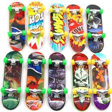 Tech Deck Penny Board by 10pcs Random Fingerboard Tech Decks 96mm Mini Skateboard Original