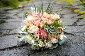 Fresh Flower Bridal Bouquet Example Only For Local Brides Not