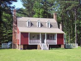Southern Colonial Homes by 13 Homes From The 13 Colonies