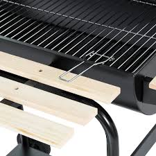Best Choice Products BBQ Grill Charcoal Barbecue Pit Patio