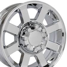 100 Rims Truck 20x8 Wheels Fit Heavy Duty Ford F250F350 Style