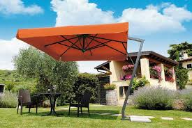 Offset Rectangular Patio Umbrellas by Best Rectangular Patio Umbrella