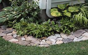 Great Flower Bed Edging Stone 86 For With Flower Bed Edging Stone