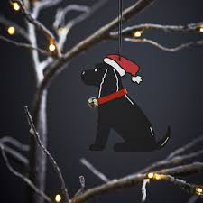 Christmas Tree Toppers Uk by Black Cocker Spaniel Christmas Tree Decoration 7 95 Mischievous