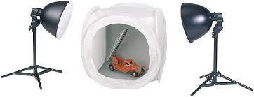 104 Studio Tent Kaiser Fototechnik 50x50 Cm Conrad Com