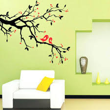 Wall Mural Decals Cheap by Tree Branch Wall Decal Nursery Decal Room Removable Wall Murals