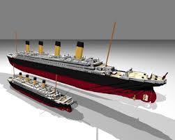 lego ideas rms titanic