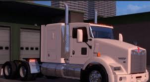 Kenworth T800 Modular Truck - American Truck Simulator Mod | ATS Mod
