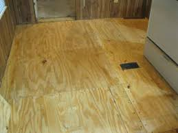 Unlevel Floors In House by How To Replace Flooring In A Mobile Home