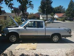 1985 Nissan 720 Pick-Up