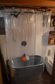 Galvanized Stock Tank Bathtub by Unique Galvanized Tub Bathroom For Home Design Ideas With