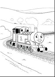Train Coloring Book Pages Books For Adults Caboose Printable Spectacular Engine Page Friends Print Full