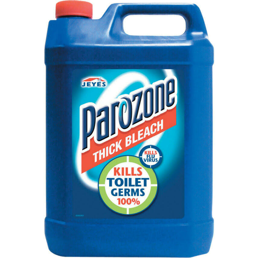 Parozone Original Strong and Thick Bleach - 5L