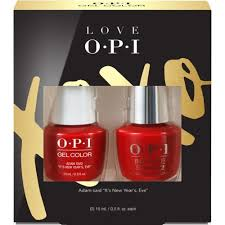 opi gelcolor adam said it s new year s eve uv led polish