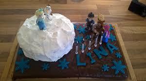 eiskönigin elsa frozen torte