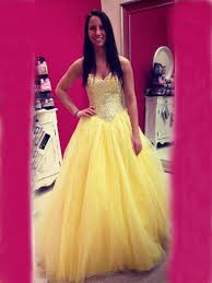 yellow sparkly dress promotion shop for promotional yellow sparkly