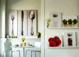 Wall Decor Most Desired Inexpensive Kitchen Wall Decorating Ideas
