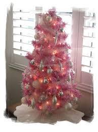 Cute Little Pink Christmas Tree