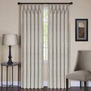 White Blackout Curtains Kohls by Pinch Pleated Drapes