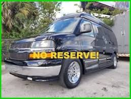 2006 Chevrolet Express HIGH TOP CONVERSION VAN FLORIDA NO RESERVE