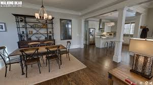 100 Homes Interior Design And The Walking Deads Alexandria