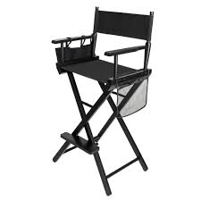 Directors Chair Canvas Tall Seat Black Wood Folding Hair Stylist W ... Amazoncom Easy Directors Chair Canvas Tall Seat Black Wood Folding Wooden Garden Fniture Out China Factory Good Quality Lweight Director Vintage Chairs With Mercury Outboard Acacia Natural Kitchen Zccdyy Solid High Charles Bentley Fsc Pair Of Foldable Buydirect4u Aland Departments Diy At Bq Stock Photo Picture And Royalty Bar Stools A With Frame For Rent