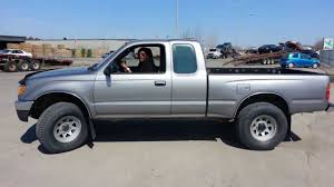 Girl's First Time Driving My 4x4 - 1996 Toyota Tacoma - YouTube 1996 Toyota Turbo Tacoma 415 Hp 345 Tq 17 Psi Youtube Hilux 20 Junk Mail Mini Truck On Display Was This Toyo Flickr Auto Auction Ended On Vin Jt5rn75u3h0011837 1987 Toyota Truck In Az Potential Purchase Of The Week Mega Cruiser Toyota Tacoma Slammed Truck Cars T100 Overview Cargurus Venture 2o Used Car For Sale Springs Gauteng South 19962004 To 2011 Onepiece Cversion Grille Girls First Time Driving My 4x4 Supra Sale Classiccarscom Cc10363
