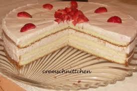 erdbeer sahne torte