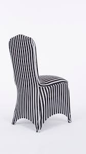 Black & White Stripe Stretch Chair Cover | Chair Decor Shop Polyester Spandex Chair Covers Seat Slipcovers Protector For How To Make Arm Less Than 30 Howtos Diy Parson Design Homesfeed 12 Patterns Stretchable Ding Cover Print Slipcover To Amazoncom Tikami Wing 2piece Stretch Detail Feedback Questions About Modern Floral Pattern Tiyeres Prting Flower L Size Long Back Checked A Sofa Favorable Elegant Elastic Universal Home Loveseat Red Recliner Directors Butterfly 50 Banquet Wedding Reception Party