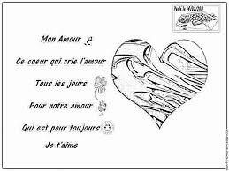 Coloriages Pour Saint Valentin Imprimable With Coloriage Coeur