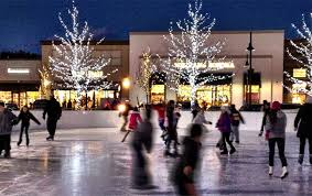 Public Skating Ice Rink At MarketStreet Lynnfield Is Open For The Season