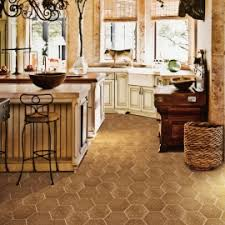 Anti Slip Retro Kitchen Floor Tiles