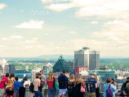100 Belvedere Canada Spectacular View Of The Downtown Montreal The Mount Royal