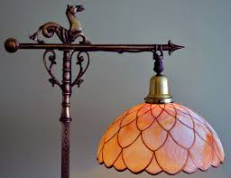 Rembrandt Floor Lamp With Table by Rembrandt Arts And Crafts Bridge Lamp Google Search Bridge