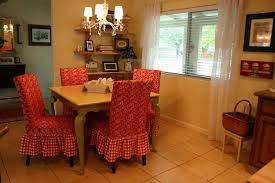 Kitchen Table Chair Slipcovers