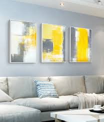 Full Size Of Gray And Diy Sets Ideas Canvas Painting Kitchen Yellow Hallway Decor Black Bedroom