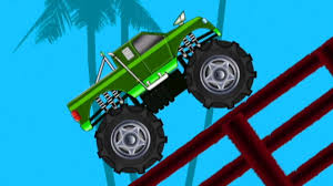 Monster Trucks Stunts | Big Truck | Video For Children | Monster ...