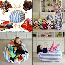 2019 Stuffed Animal Storage Bean Bag Chair 61cm Portable Kids Toy Organizer  Play Mat Clothes Home Organizers OOA3879 From Liangjingjing_no1, $10.18    ... Nobildonna Stuffed Storage Birds Nest Bean Bag Chair For Kids And Adults Extra Large Beanbag Cover Animal Or Memory Foam Soft 7 Best Chairs Other Sweet Seats To Sit Back In Ehonestbuy Bags Microfiber Cotton Toy Organizer Bedroom Solution Plush How Make A Using Animals Hgtv Edwards Velvet Pouch Soothing Company Empty Kid Covers Your Childs Blankets Unicorn Stop Tripping 12 In 2019 10 Of Versatile Seating Arrangement