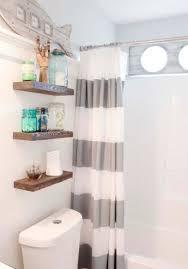 Bathroom Floating Shelves Toilet  Home & Interior Design