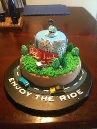 Going Away Cake My Cakes Pinterest