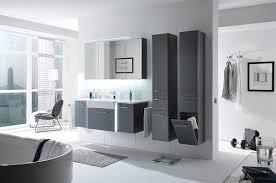badezimmermöbel in dunklen grau bad badezimmer design