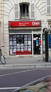 orpi cabinet central orpi agence centrale versaillaise agence immobilière 31 rue de