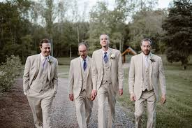 Charming Lavender Tennessee Wedding Plum WeddingSpring WeddingGroom