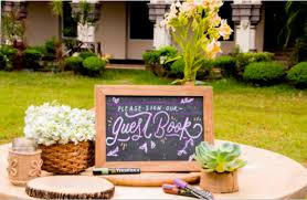 It All Starts At The Entrance To Your Wedding Venue Right From Moment Guests Arrive You Can Showcase Chalkboard Theme