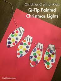 Preschool Arts And Crafts For December Winter Toddlers Ideas Wi On Kindergarten Art Projects Christmas