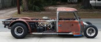 100 Mid Engine Truck VW Type 2 Hot Rod With A Engine V8 S Pinterest Hot
